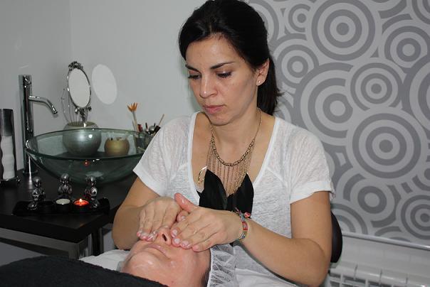 Prepración de la piel